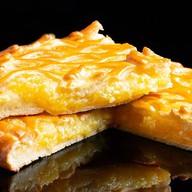 Пирог цитрусовый на дрожжевом тесте Фото