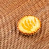 Пирог-чизкейк с персиком Фото