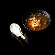 Мисо суп с крабом Фото