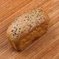 Хлеб из бездрожжевого теста (за сутки) Фото