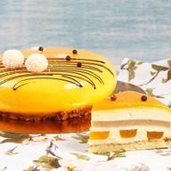 Торт Райский остров Фото