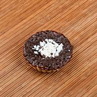 Пирог-чизкейк с шоколадом Фото
