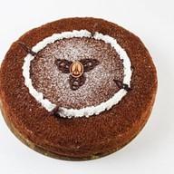 Торт Черемуховый со сметанным кремом Фото