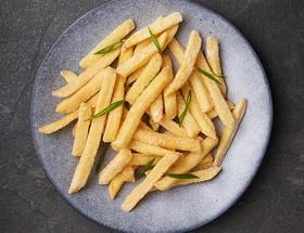 Картофель фри во вкусе Сырный снег - Фото