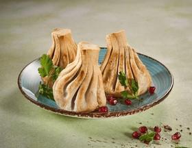 Сет жареные хинкали из баранины - Фото