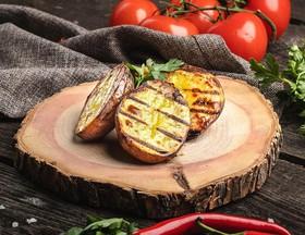 Картошка на мангале - Фото