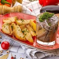 Сельдь с картофелем Фото