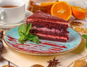 Красный бархат торт - Фото