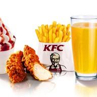 Детский обед KFC Фото