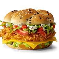Шефбургер де люкс Фото