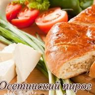 Осетинский с курицей и грибами Фото