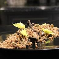 Гречка с овощами 150 гр. Фото