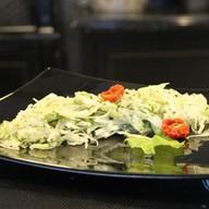 Салат из свежей капусты 150 гр. Фото
