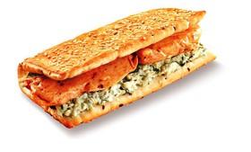 Сэндвич с куриной грудкой большой - Фото