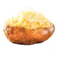 Картофель с сыром XL Фото