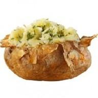 Картофель с укропом XL Фото