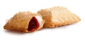 Пирожок лесные ягоды крем-чиз - Фото