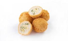 Рисовые шарики с сыром - Фото