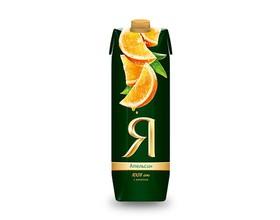 Сок Я апельсиновый - Фото
