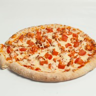 Пицца Сырный цыплёнок 30см Фото