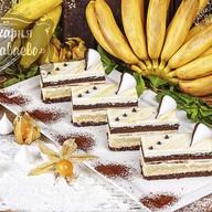 Пирожное Банановое наслаждение Фото