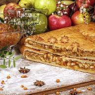Пирог слоеный Сибирский с облепихой Фото