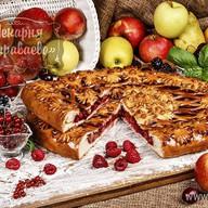Пирог Ягодный микс Фото