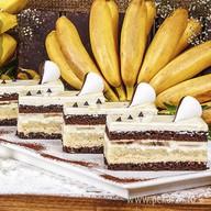 Торт Банановое наслаждение Фото