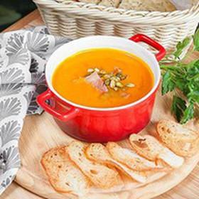 Тыквенный суп - Фото