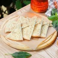 Фокачча с чесноком и оливковым маслом Фото