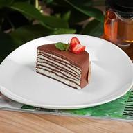 Крепвиль шоколадный Фото
