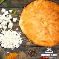 Осетинский пирог с адыгейским сыром Фото