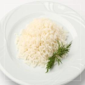Рис припущенный - Фото
