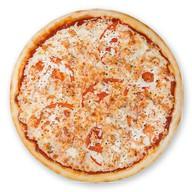 Пицца с семгой Фото