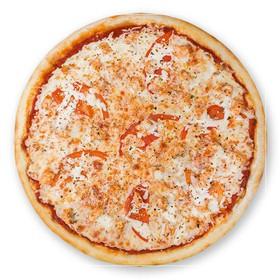 Пицца с семгой - Фото