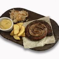 Баварская колбаска (акция) Фото