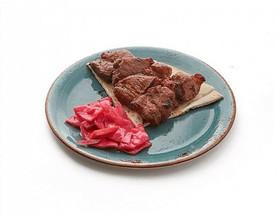 Шашлык из свиной шеи 200 г - Фото