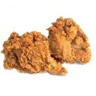Филе бедра цыпленка фри Фото