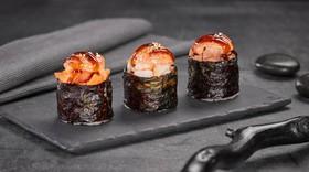 Гунканы хот запеченные сет - Фото