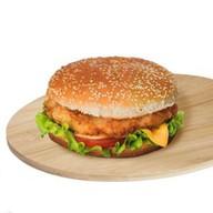 Чикен бургер классик Фото