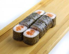 Ролл лосось - Фото