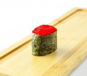 Гункан тобико красная - Фото
