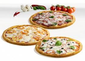 Комбо из больших пицц - Фото