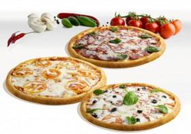 Комбо из маленьких пицц - Фото