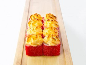 Запеченная креветка - Фото