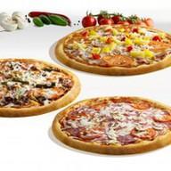 Комбо из больших пицц 2 Фото