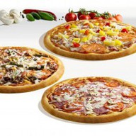 Комбо из маленьких пицц 2 Фото