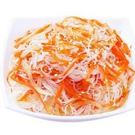 Салат с фунчозой Фото