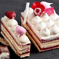 Мини-торт Малиновая опера Фото