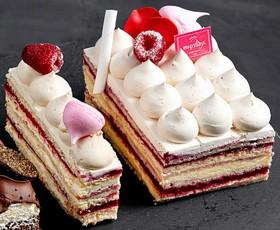 Мини-торт Малиновая опера - Фото